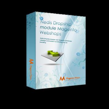 Nedis Dropship module Magento Webshops