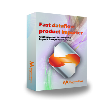 Fast dataflow product importer