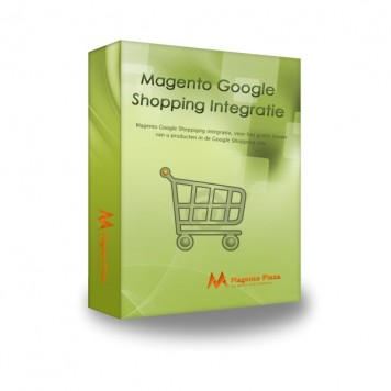 Magento Google Shopping Module