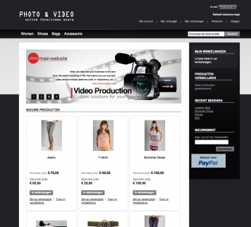 Photo & Video Store